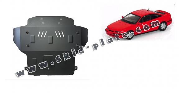 Steel skid plate for Opel Calibra