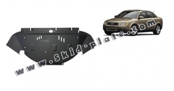 Steel skid plate for Skoda Superb - 2.5 Tdi, V6