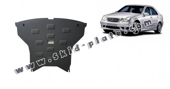 Steel skid plate for Mercedes C-classe W203
