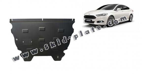 Steel skid plate for Ford Mondeo 5