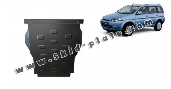Steel skid plate for Honda HR-V