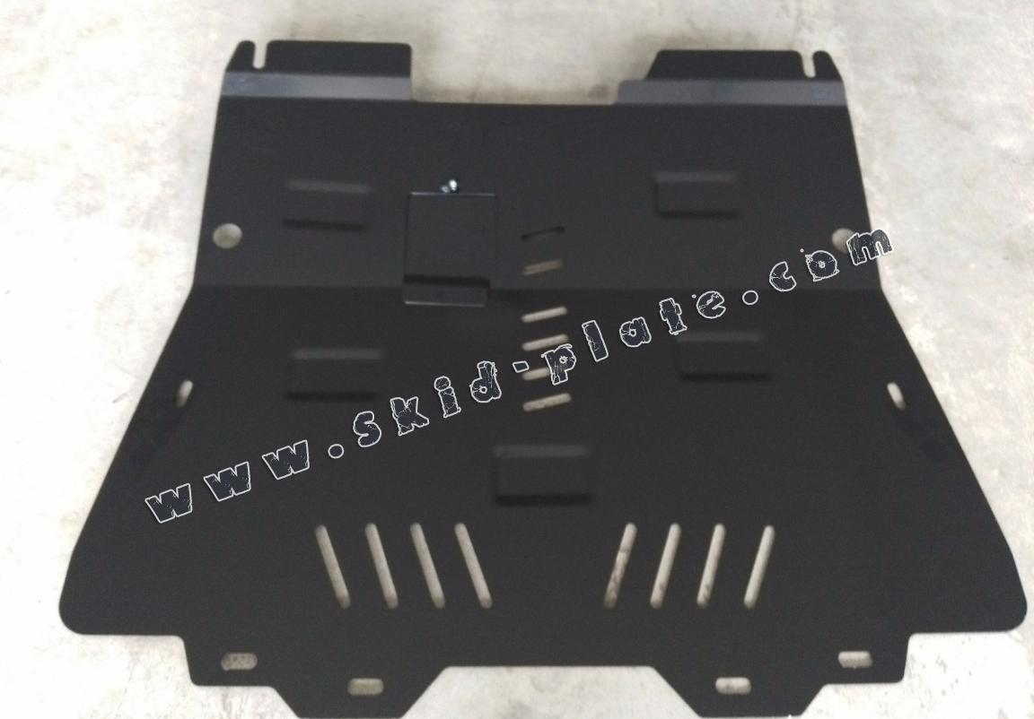 Steel skid plate for Chevrolet Malibu