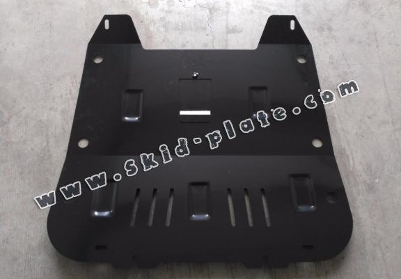 Steel skid plate for the protection of the engine and the gearbox for   Fiat Croma