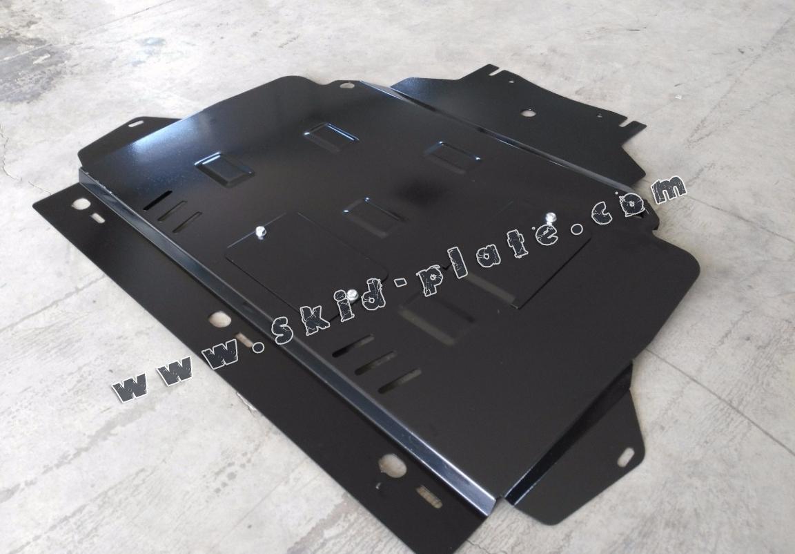 steel skid plate for ford c max. Black Bedroom Furniture Sets. Home Design Ideas