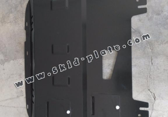 Steel skid plate for Kia Ceed