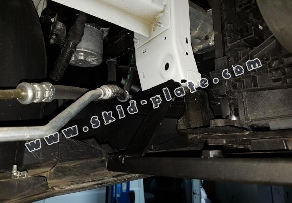 Steel skid plate for Citroen Spacetourer Panel Van