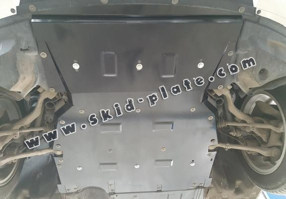 Steel skid plate for BMW Seria 1 F20/F21